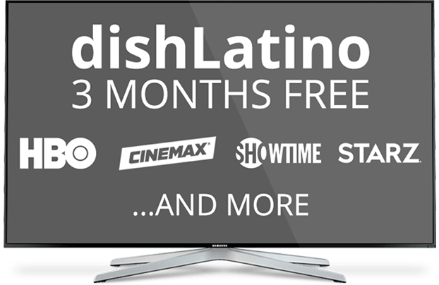The Best DishLATINO Dos Promotions