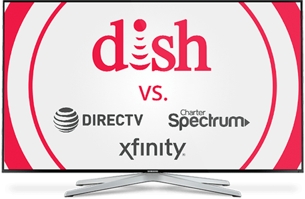 DISH Network vs the Competion