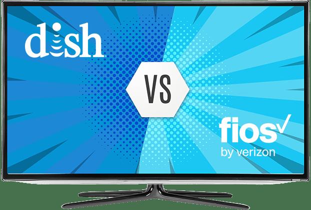 DISH vs Fios