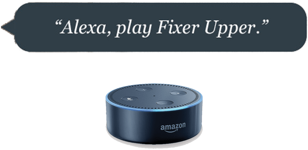 DISH + Alexa for Hands-Free Entertainment