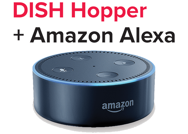 Do More with DISH and Alexa