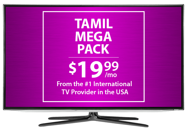 Tamil TV Channels From DISH