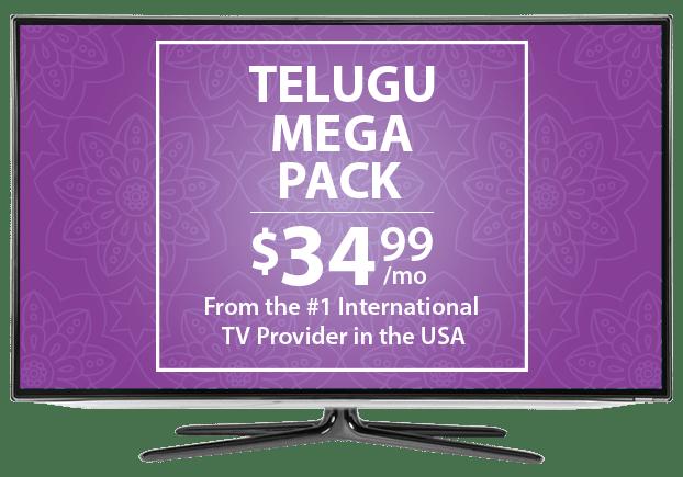 Telugu TV Channels From DISH