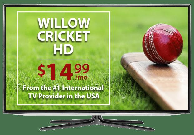 Watch Cricket In HD On DISH