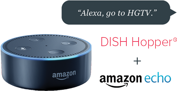 Pair Your Hopper and Echo Dot