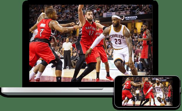 Watch NBA Basketball on DISH