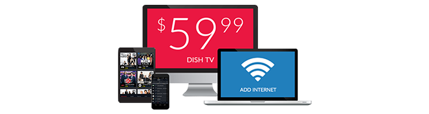 Save A Bundle With DISH TV & Internet!