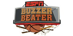 DISH Network ESPN Buzzer Beater Logo