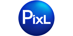 DISH Network Flex Pack PixL Logo