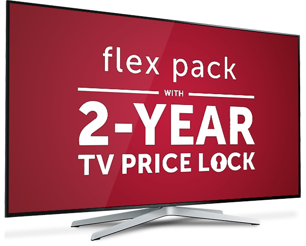 DISH Network Skinny Flex Package