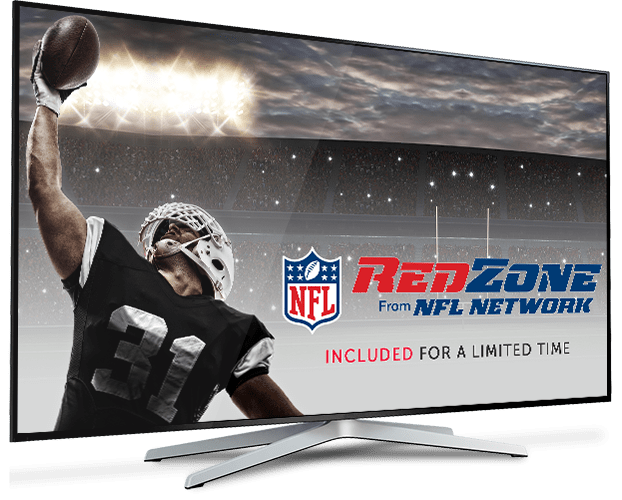 DISH Network TV With NFL Redzone