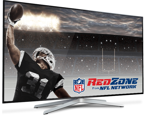 DISH Network NFL Redzone With Multi-Sport Pack