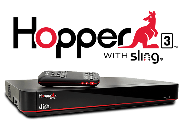UPGRADE TO THE HOPPER HD DVR FOR FREE