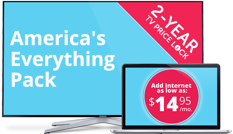 Get Dish Americas Everything and Internet For One Low Price