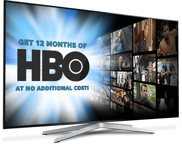 DISH HBO Included for 12 months