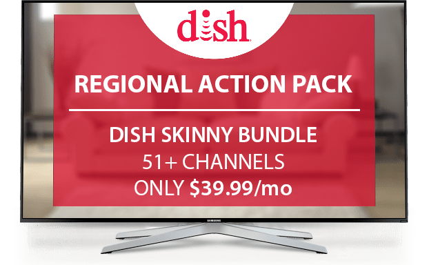 Dish regional action channel pack dish flex pack add on for World fishing network directv
