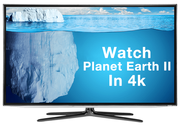 Planet Earth 2 in 4K on DISH