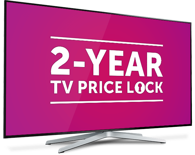 2 Year Price Lock Guarantee