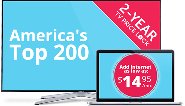 Save with TV and Internet from DISH
