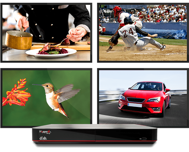 Choose The Perfect TV Package Built For You