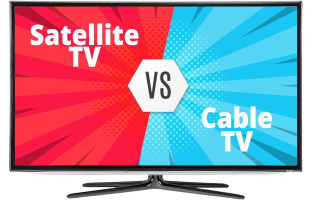 cable vs satellite tv essay Directv vs cable tv packages tv installation tv channels tv bundles as compared to the largest national cable & satellite tv providers 2001-2016 2016.