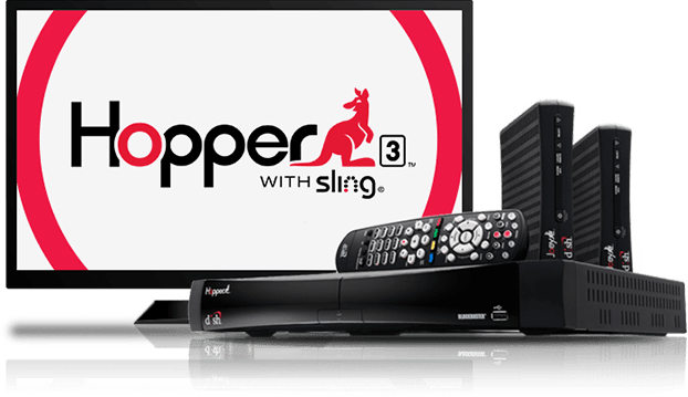 DISH Hopper 3 HD DVR