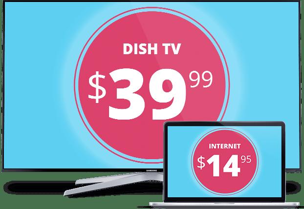 Save A Bundle with DISH TV & Internet