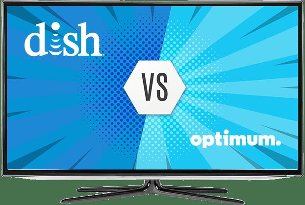 DISH vs Optimum