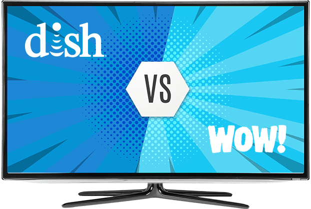 DISH vs Wow Cable