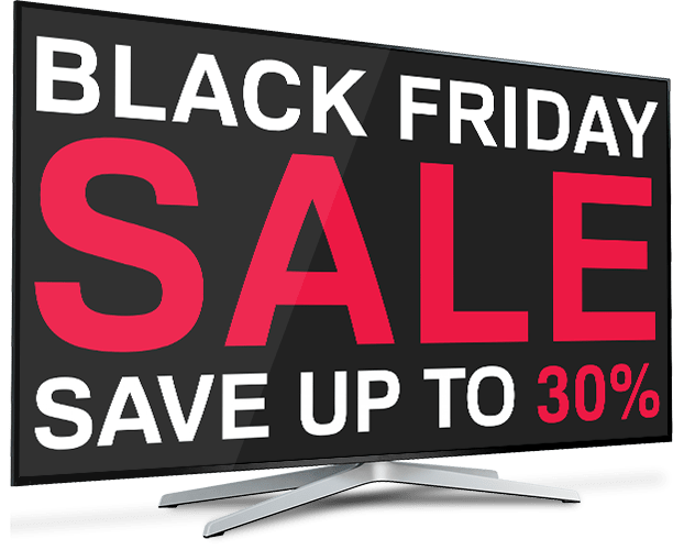 Save A Bundle This Black Friday With DISH TV!