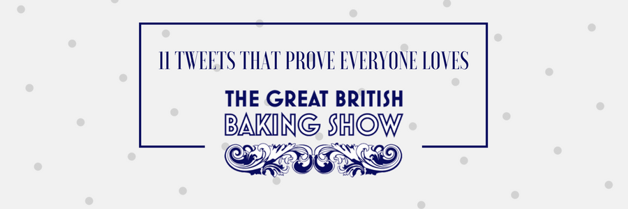 Everyone Loves The Great British Baking Show | Season 4 on PBS