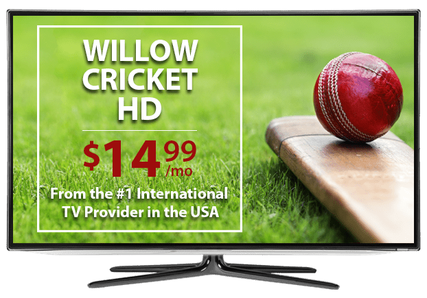 Watch Cricket In HD On DISH