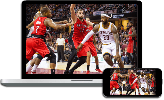 Watch NBA Basketball on DISH