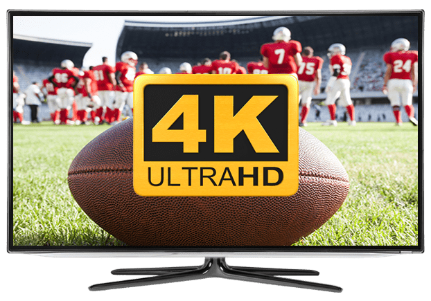 Watch College Football on DISH in 4K