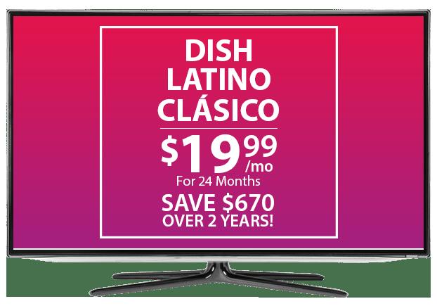 DISH Latino Clásico