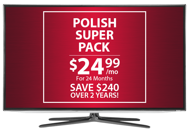 Dish Latino Internet >> DISH Polish Super Pack | Polish TV | Polish TV Channels