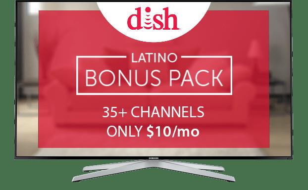 DISH Latino Bonus Pack
