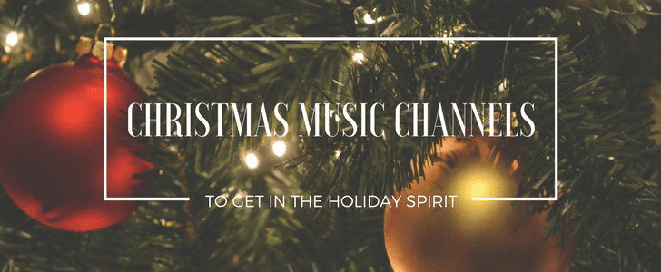 Get in the Holiday Spirit with DISH Networks Christmas Music Channels