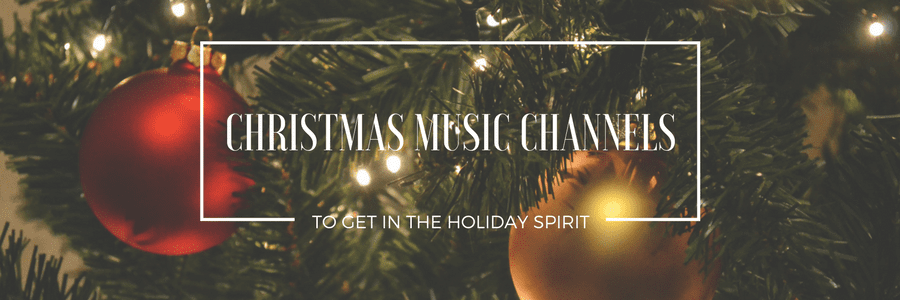 Get in the Holiday Spirit with DISH's Christmas Music Channels