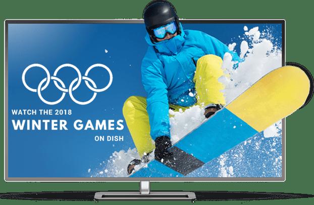 2018 PyeongChang Olympics in 4k on DISH Network