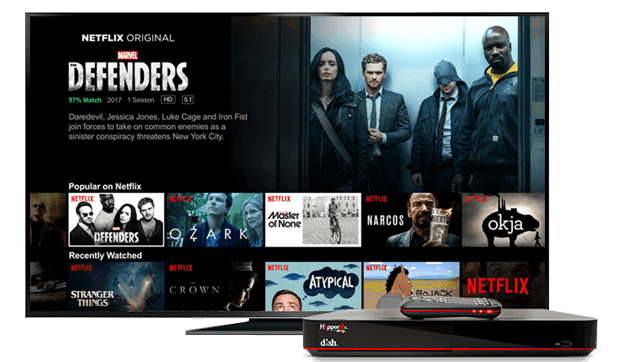 Stream Netflix On Your Hopper 3