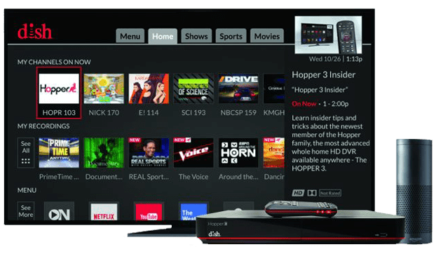 Get the Best DVR with the Hopper 3