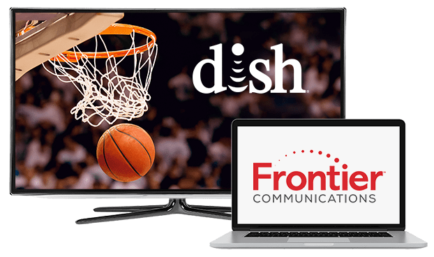 DISH Network Internet Bundle With Frontier