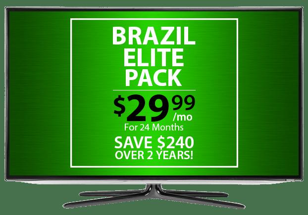 Brazilian TV Channels From DISH