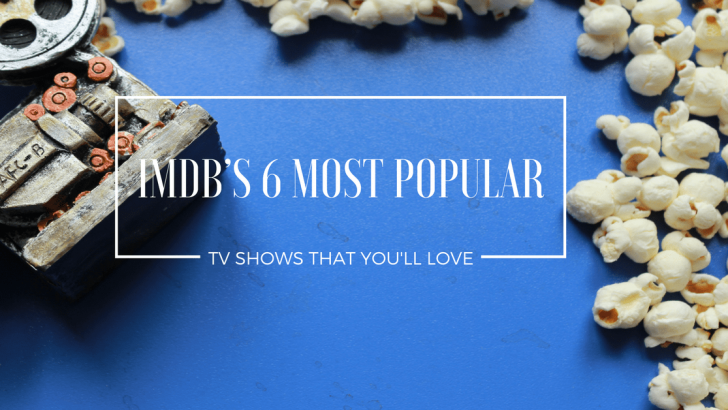 IMDb's 6 Most Popular TV shows That You'll Love