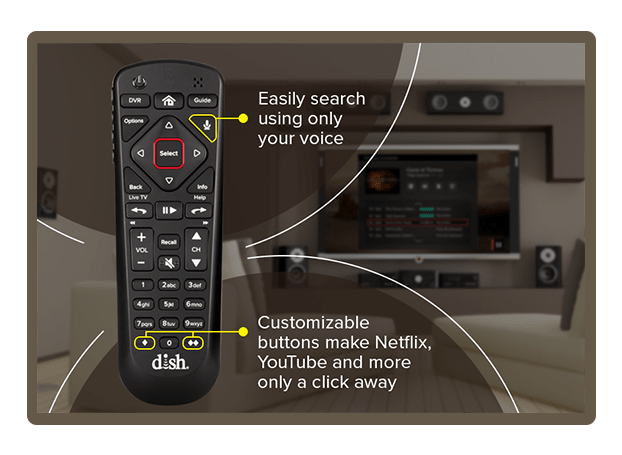 Navigate the User Friendly Remote With Ease