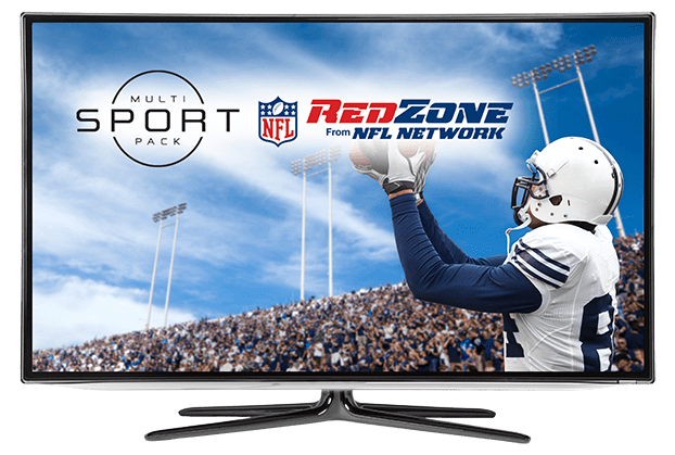 Multi-Sport Pack With NFL Redzone Included
