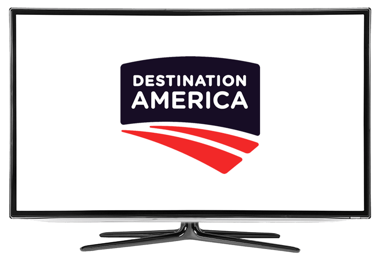 What Channel is Destination America on DISH?