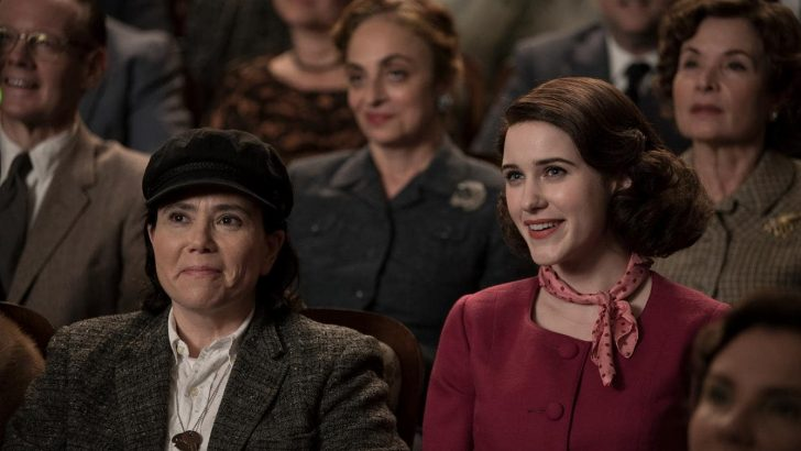 Marvelous Mrs. Maisel Is Even Better Its Second Time Around