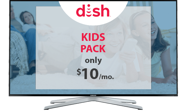 DISH Kids Channels Pack | DISH Flex Pack Kids Add On